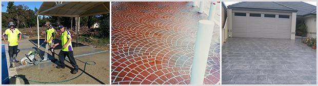 Mandurah concrete taylormade mandurah concreting services